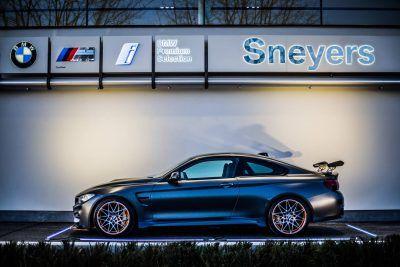 Realisaties BMW Sneyers