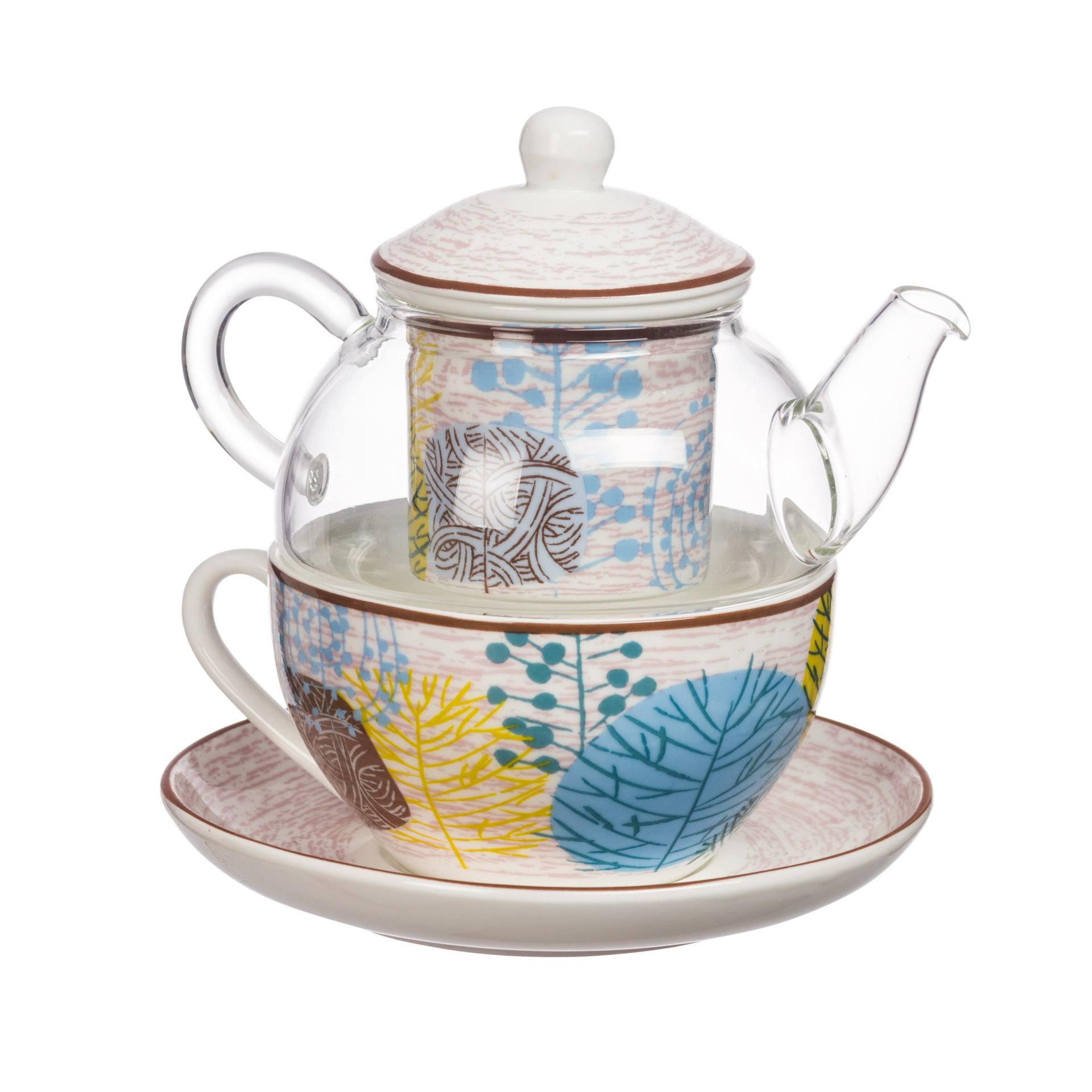Andean teacup