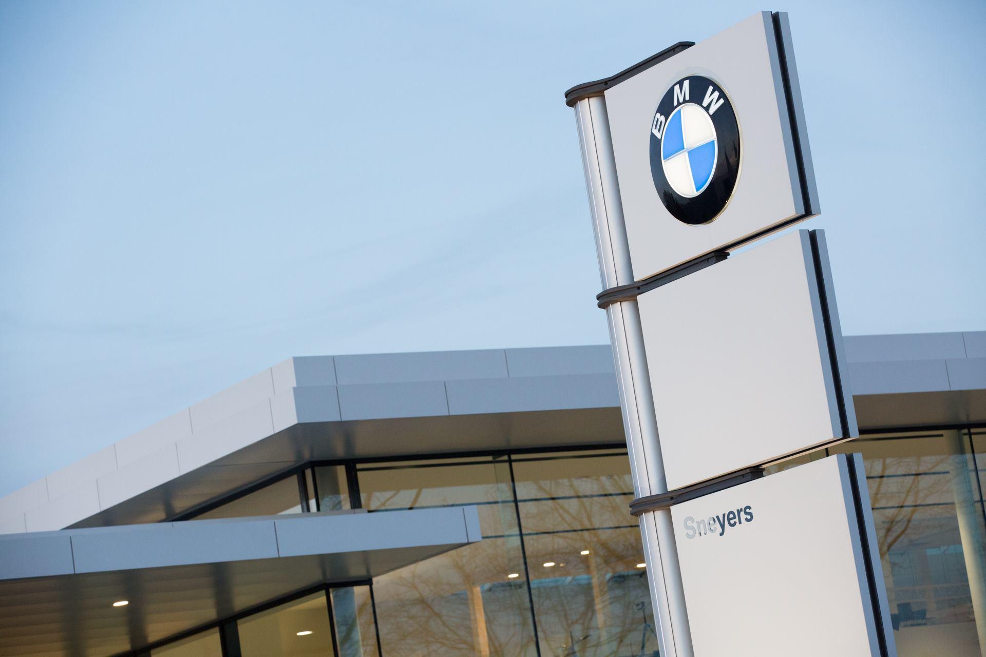 Realisatie BMW Sneyers 2