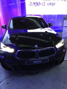 Sneyers BMW X2