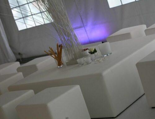 Rent A Lounge wordt geïntegreerd binnen F.V.R.