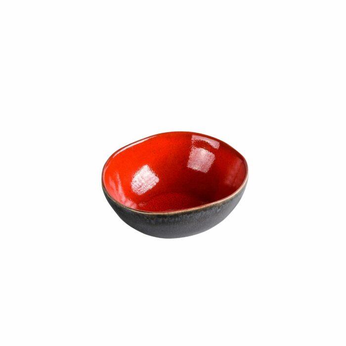 Mesapiu mini bowl basalt red